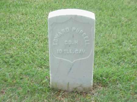 PURCELL (VETERAN UNION), EDWARD - Pulaski County, Arkansas | EDWARD PURCELL (VETERAN UNION) - Arkansas Gravestone Photos