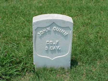 QUINN (VETERAN UNION), JOHN - Pulaski County, Arkansas   JOHN QUINN (VETERAN UNION) - Arkansas Gravestone Photos