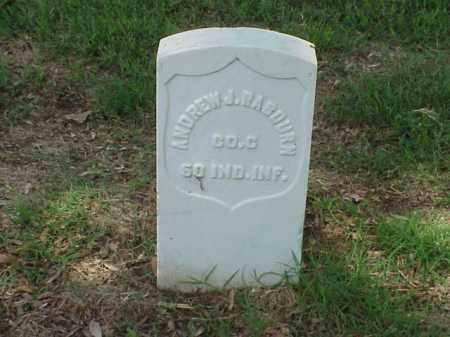 RABOURN (VETERAN UNION), ANDREW J - Pulaski County, Arkansas | ANDREW J RABOURN (VETERAN UNION) - Arkansas Gravestone Photos