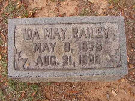 RAILEY, IDA MAY - Pulaski County, Arkansas   IDA MAY RAILEY - Arkansas Gravestone Photos