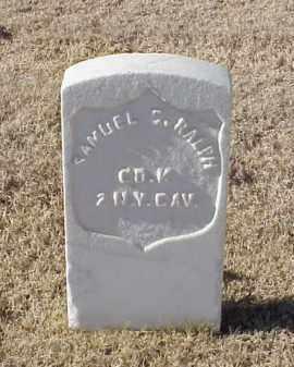 RALPH (VETERAN UNION), SAMUEL C - Pulaski County, Arkansas | SAMUEL C RALPH (VETERAN UNION) - Arkansas Gravestone Photos