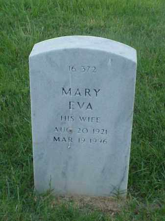 RAPIER, MARY EVA - Pulaski County, Arkansas   MARY EVA RAPIER - Arkansas Gravestone Photos