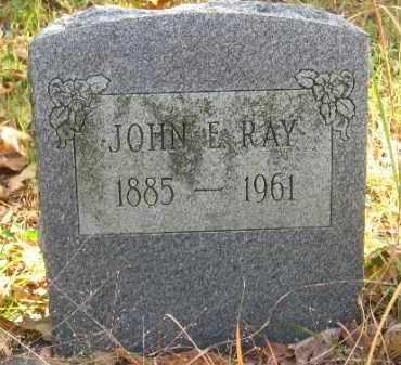 RAY, JOHN E. - Pulaski County, Arkansas   JOHN E. RAY - Arkansas Gravestone Photos