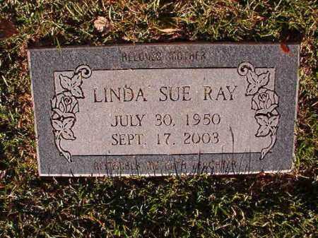 RAY, LINDA SUE - Pulaski County, Arkansas   LINDA SUE RAY - Arkansas Gravestone Photos