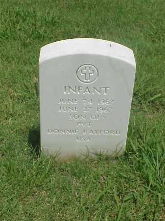 RAYFORD, INFANT SON - Pulaski County, Arkansas | INFANT SON RAYFORD - Arkansas Gravestone Photos