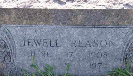 REASON, JEWELL - Pulaski County, Arkansas | JEWELL REASON - Arkansas Gravestone Photos