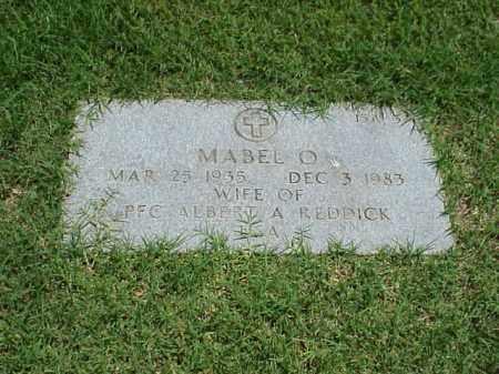 REDDICK, MABLE O - Pulaski County, Arkansas | MABLE O REDDICK - Arkansas Gravestone Photos