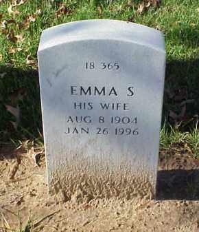 REDMON, EMMA S - Pulaski County, Arkansas | EMMA S REDMON - Arkansas Gravestone Photos