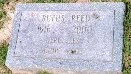 REED, RUFUS - Pulaski County, Arkansas | RUFUS REED - Arkansas Gravestone Photos