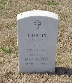 REED (VETERAN KOR), CURTIS - Pulaski County, Arkansas | CURTIS REED (VETERAN KOR) - Arkansas Gravestone Photos