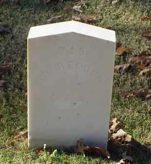 REEDER (VETERAN CSA), WILLIAM - Pulaski County, Arkansas   WILLIAM REEDER (VETERAN CSA) - Arkansas Gravestone Photos