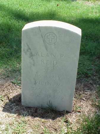 REID (VETERAN VIET), ALAN P - Pulaski County, Arkansas   ALAN P REID (VETERAN VIET) - Arkansas Gravestone Photos