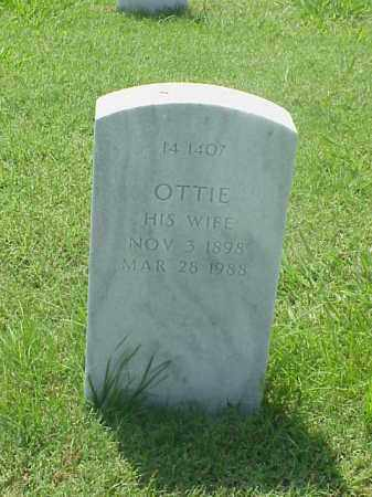 REILLY, OTTIE - Pulaski County, Arkansas | OTTIE REILLY - Arkansas Gravestone Photos