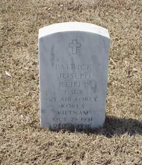 REILLY (VETERAN 2 WARS), PATRICK JOSEPH - Pulaski County, Arkansas | PATRICK JOSEPH REILLY (VETERAN 2 WARS) - Arkansas Gravestone Photos