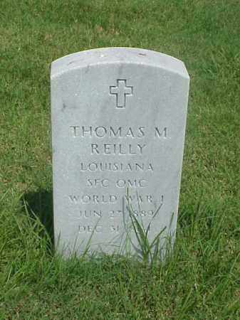REILLY (VETERAN WWI), THOMAS M - Pulaski County, Arkansas | THOMAS M REILLY (VETERAN WWI) - Arkansas Gravestone Photos