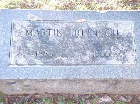REINSCH, MARTIN - Pulaski County, Arkansas | MARTIN REINSCH - Arkansas Gravestone Photos