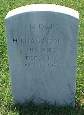 RENFROE, HILDAGARDE A. - Pulaski County, Arkansas | HILDAGARDE A. RENFROE - Arkansas Gravestone Photos