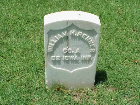 RENNER (VETERAN UNION), WILLIAM H - Pulaski County, Arkansas | WILLIAM H RENNER (VETERAN UNION) - Arkansas Gravestone Photos