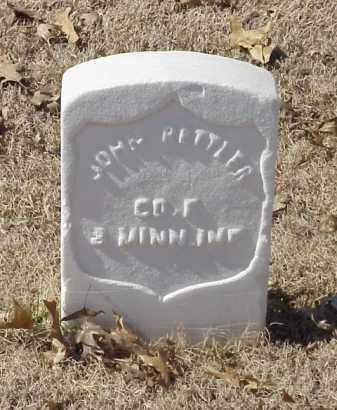 RETTLER (VETERAN UNION), JOHN - Pulaski County, Arkansas | JOHN RETTLER (VETERAN UNION) - Arkansas Gravestone Photos