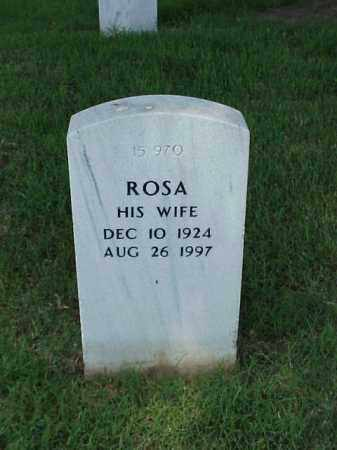 RETTSTATT, ROSA - Pulaski County, Arkansas | ROSA RETTSTATT - Arkansas Gravestone Photos