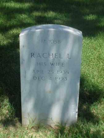 REYNOLDS, RACHEL L - Pulaski County, Arkansas | RACHEL L REYNOLDS - Arkansas Gravestone Photos