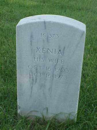REYNOLDS, XENIA - Pulaski County, Arkansas | XENIA REYNOLDS - Arkansas Gravestone Photos