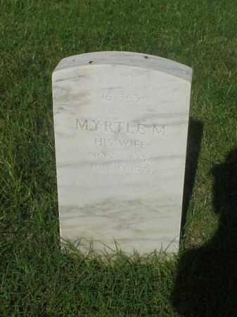 RICHTER, MYRTLE M - Pulaski County, Arkansas   MYRTLE M RICHTER - Arkansas Gravestone Photos