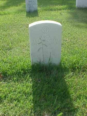 RIDGEWAY, SR (VETERAN), JACK ELLSWORTH - Pulaski County, Arkansas | JACK ELLSWORTH RIDGEWAY, SR (VETERAN) - Arkansas Gravestone Photos
