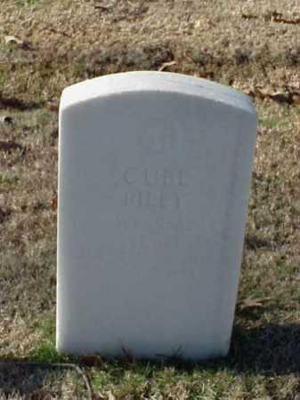 RILEY (VETERAN WWI), CUBE - Pulaski County, Arkansas   CUBE RILEY (VETERAN WWI) - Arkansas Gravestone Photos