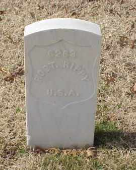 RIPPY (VETERAN), ROBERT - Pulaski County, Arkansas | ROBERT RIPPY (VETERAN) - Arkansas Gravestone Photos