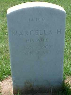 RISNER, MARCELLA H. - Pulaski County, Arkansas | MARCELLA H. RISNER - Arkansas Gravestone Photos