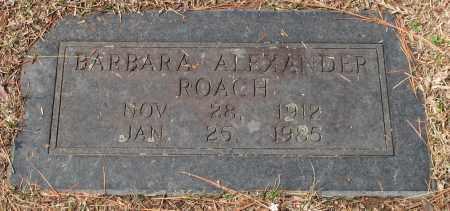ROACH, BARBARA - Pulaski County, Arkansas | BARBARA ROACH - Arkansas Gravestone Photos