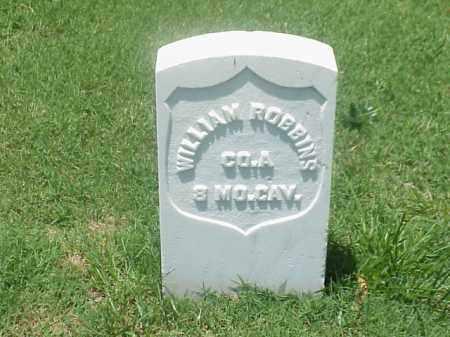 ROBBINS (VETERAN UNION), WILLIAM - Pulaski County, Arkansas | WILLIAM ROBBINS (VETERAN UNION) - Arkansas Gravestone Photos
