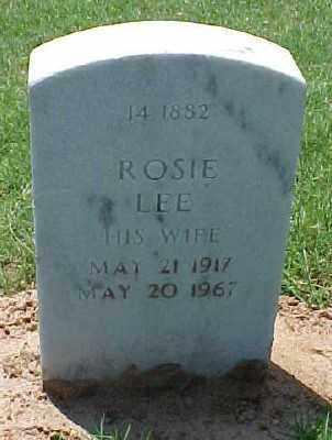 ROBERSON, ROSIE LEE - Pulaski County, Arkansas   ROSIE LEE ROBERSON - Arkansas Gravestone Photos