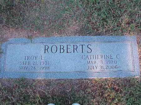 ROBERTS, TROY L - Pulaski County, Arkansas | TROY L ROBERTS - Arkansas Gravestone Photos
