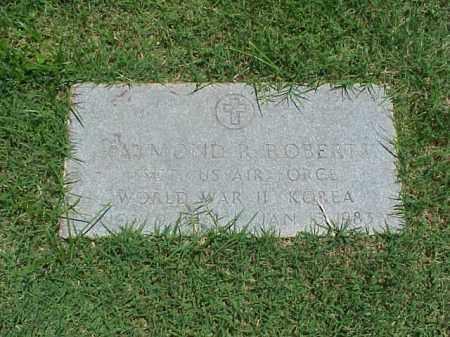 ROBERTS (VETERAN 2 WARS), RAYMOND R - Pulaski County, Arkansas | RAYMOND R ROBERTS (VETERAN 2 WARS) - Arkansas Gravestone Photos