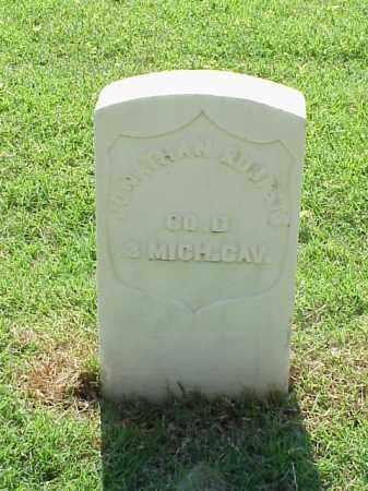 ROBERTS (VETERAN UNION), JONATHAN - Pulaski County, Arkansas | JONATHAN ROBERTS (VETERAN UNION) - Arkansas Gravestone Photos