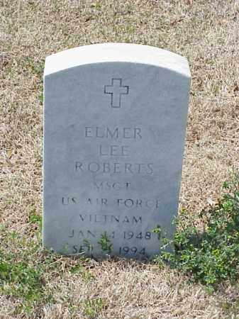 ROBERTS (VETERAN VIET), ELMER LEE - Pulaski County, Arkansas | ELMER LEE ROBERTS (VETERAN VIET) - Arkansas Gravestone Photos