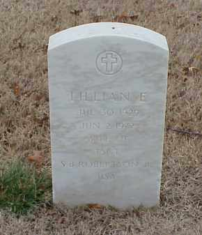 ROBERTSON, LILLIAN E - Pulaski County, Arkansas   LILLIAN E ROBERTSON - Arkansas Gravestone Photos