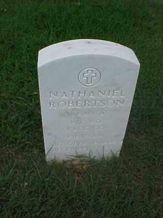 ROBERTSON (VETERAN VIET), NATHANIEL - Pulaski County, Arkansas | NATHANIEL ROBERTSON (VETERAN VIET) - Arkansas Gravestone Photos
