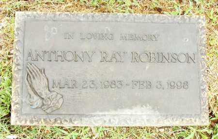 ROBINSON, ANTHONY RAY - Pulaski County, Arkansas | ANTHONY RAY ROBINSON - Arkansas Gravestone Photos