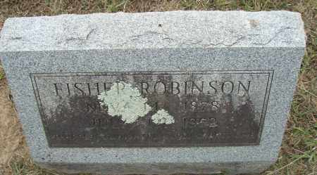 ROBINSON, FISHER - Pulaski County, Arkansas   FISHER ROBINSON - Arkansas Gravestone Photos