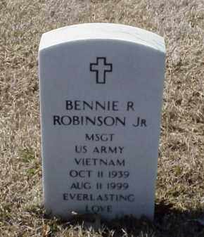 ROBINSON, JR (VETERAN VIET), BENNIE R - Pulaski County, Arkansas | BENNIE R ROBINSON, JR (VETERAN VIET) - Arkansas Gravestone Photos