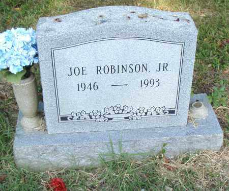 ROBINSON, JR., JOE - Pulaski County, Arkansas | JOE ROBINSON, JR. - Arkansas Gravestone Photos