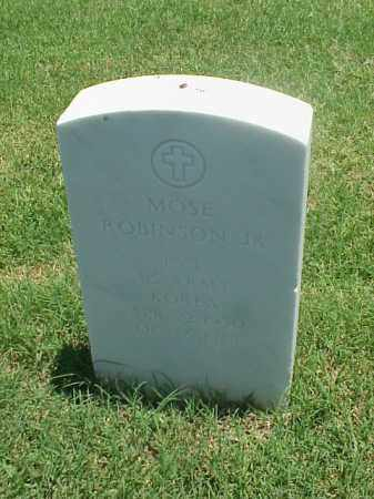 ROBINSON, JR (VETERAN KOR), MOSE - Pulaski County, Arkansas | MOSE ROBINSON, JR (VETERAN KOR) - Arkansas Gravestone Photos