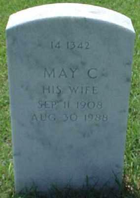 ROBINSON, MAY C. - Pulaski County, Arkansas | MAY C. ROBINSON - Arkansas Gravestone Photos