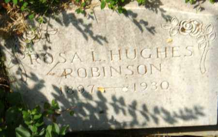 ROBINSON, ROSA L. - Pulaski County, Arkansas | ROSA L. ROBINSON - Arkansas Gravestone Photos