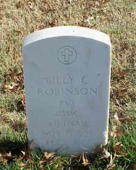 ROBINSON (VETERAN VIET), BILLY C - Pulaski County, Arkansas   BILLY C ROBINSON (VETERAN VIET) - Arkansas Gravestone Photos