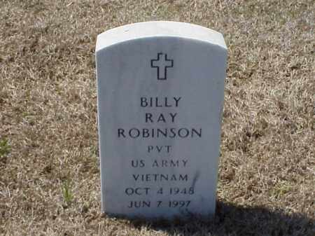 ROBINSON (VETERAN VIET), BILLY RAY - Pulaski County, Arkansas | BILLY RAY ROBINSON (VETERAN VIET) - Arkansas Gravestone Photos