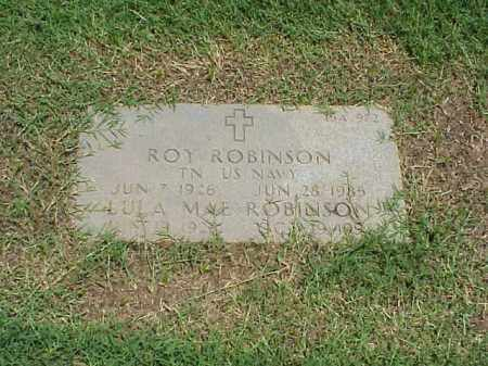 ROBINSON, LULA MAE - Pulaski County, Arkansas | LULA MAE ROBINSON - Arkansas Gravestone Photos